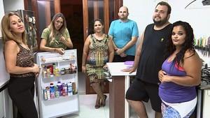 Candidatos recebem dicas de organização (Foto: TV Sergipe)