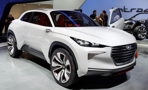 Hyundai Intrado (Foto: Newspress)