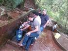 Sem água, população de Cascavel é abastecida com caminhões-pipa