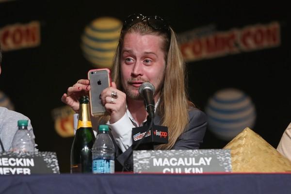 O ator Macaulay Culkin (Foto: Getty Images)