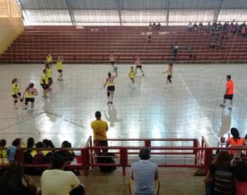 Campeonato Aberto de Handebol 2016 Acre (Foto: Maria Rosaídes/Arquivo Pessoal)