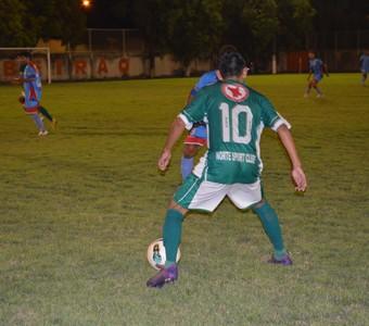 Tiradentes e Nort Sport (Foto: Nailson Wapichana/GloboEsporte.com)