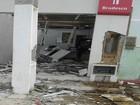 'Madrugada de terror', diz policial após explosão de agências na Bahia