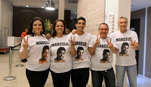 Marcelo Zagonel BBB 14 (Foto: Arquivo pessoal)