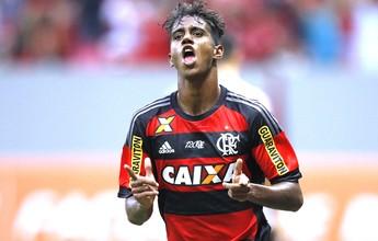 Grêmio sonda Flamengo e demonstra interesse no meia-atacante Gabriel