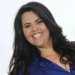 Fabiola Lauton é assistente de marketing na Inter TV Grande Minas (Foto: Arquivo Pessoal)