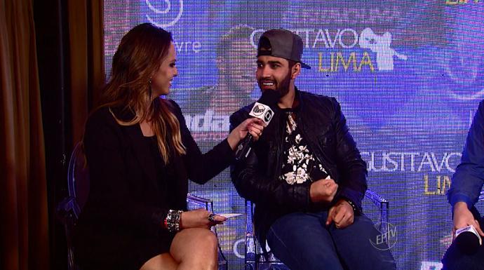 Gusttavo Lima explica as mudanças de estilo dentro do mundo sertanejo durante a carreira (Foto: reprodução EPTV)