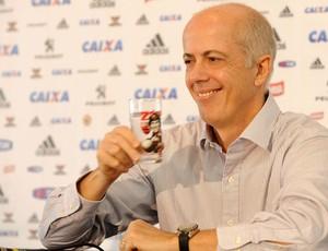 Wallim Vasconcellos, vice de futebol flamengo (Foto: Alexandre Vidal/Fla Imagem)