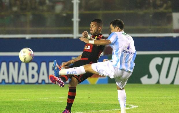 Canteros, Macaé X Flamengo (Foto: Gilvan de Souza / Flamengo)