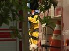 Resgatado corpo de homem soterrado em armazém de açúcar em Ribeirão