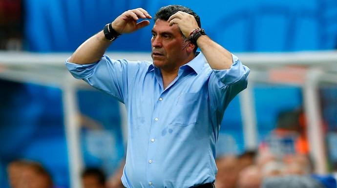 Luis Fernando Suarez (Foto: Getty Images)
