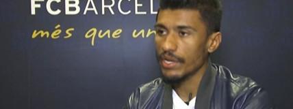 Paulinho revela pergunta de jogadores do Barça sobre o Grêmio