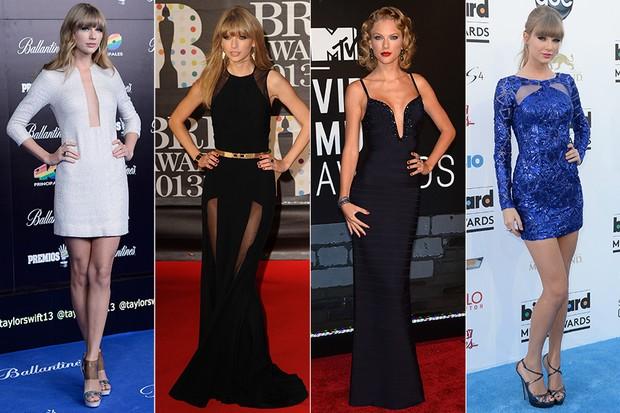 MODA - Estilo Taylor Swift (Foto: Getty Images | AFP)