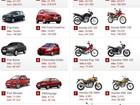 Veja 10 carros e 10 motos mais vendidos em outubro de 2012