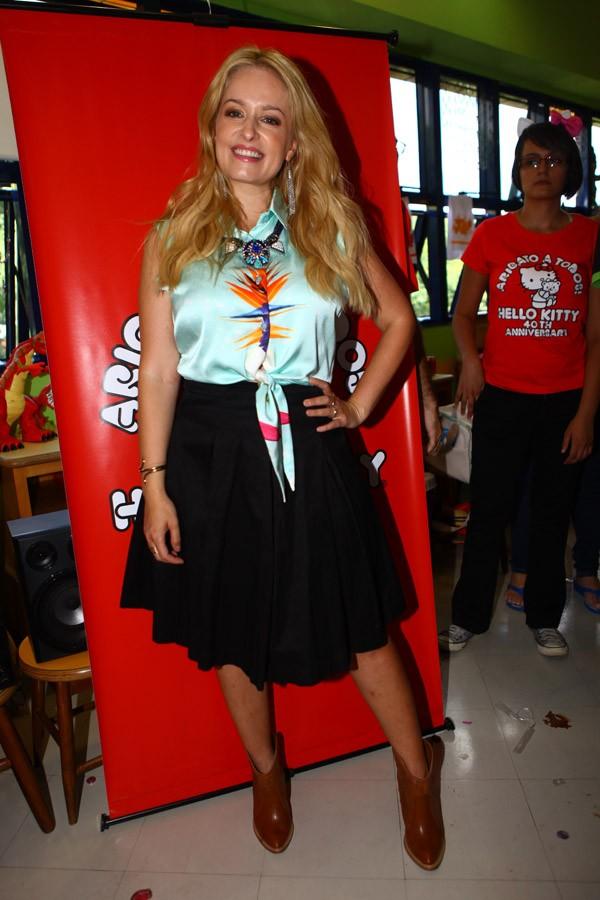 Luciana Vendramini (Foto: Iwi Onodera/EGO)