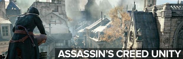 G1 jogou em 2014: Assassin's Creed Unity (Foto: Divulgação/Ubisoft)