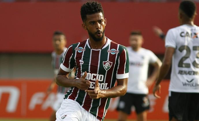 Renato Chaves Fluminense x Figueirense (Foto: Nelson Perez/FLUMINENSE F.C.)