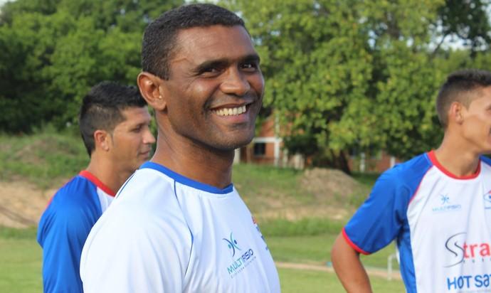 Apresentação do Piauí para temporada 2015 (Foto: Emanuele Madeira)