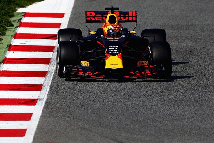 RB13, o carro da RBR para 2017 (Foto: Getty Images)