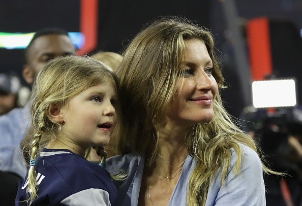 Gisele Bündchen e Vivian Lake (Foto: Getty Images)