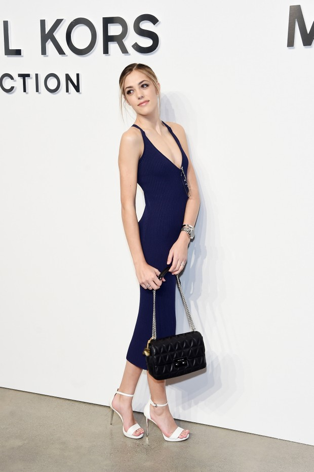 Sistine Stallone (Foto: Getty Images para Michael Kors)