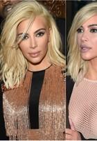 Platinado de Kim Kardashian custou R$ 1,5 mil e levou 4 horas, diz revista