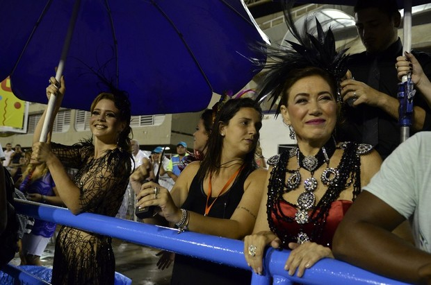 Leandra Leal e Lilia Cabral (Foto: Roberto Teixeira/EGO)