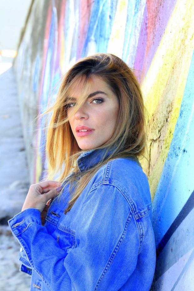 Mariana Goldfarb estreia programa e fala de namoro, carreira e dieta  (Foto: Daniel Delmiro/Divulgação)