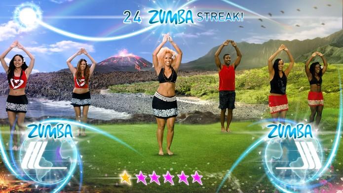 Zumba Fitness World  (Foto: Divulgação)
