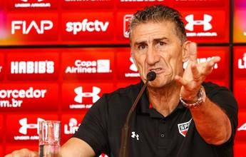 Bauza descarta revanche por 6 a 1 e quer testar São Paulo no Majestoso