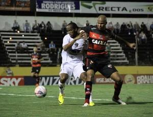Magno Cruz Bragantino x Atlético-GO (Foto: Fábio Moraes/ Divulgação)