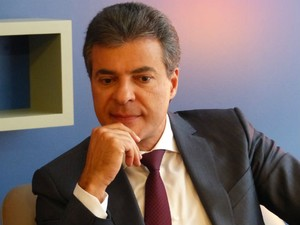 Beto Richa (PSDB)  (Foto: Adriana Justi / G1)