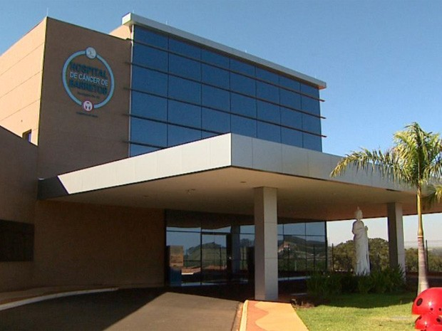 Hospital de Câncer de Barretos atende 4 mil pacientes por dia (Foto: Mauricio Glauco/ EPTV)