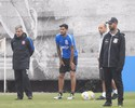 Com dores no tornozelo, Vilson vira dúvida no Corinthians para sábado