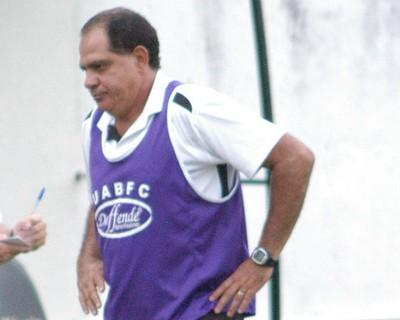 Waguinho Dias União barbarense Leão da Treze (Foto: Francisco Godoy / Diário SBO)
