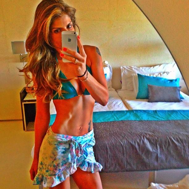 Carol Magalhães (Foto: Instagram/Reprodução)