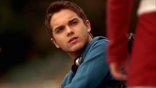 O ator Thomas Dekker na série Heroes (Foto: Reprodução)