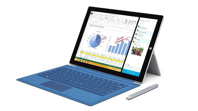 Tablet tem visual arrojado e teclado removível (Foto: Divulgação)