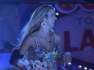 BBB às 00h49m do dia 27/02. (Foto: Big Brother Brasil)