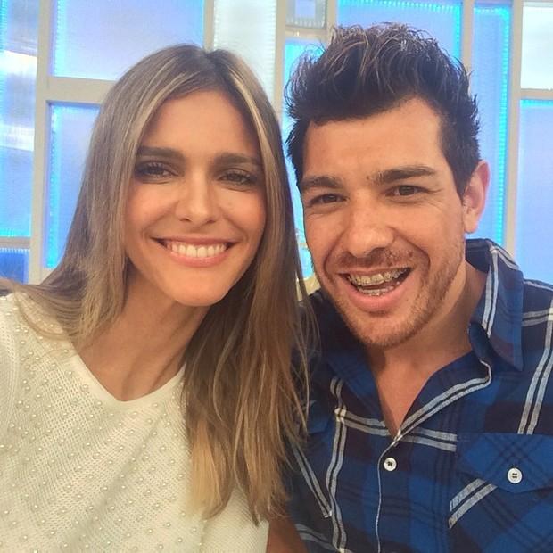 Cezar Lima e Fernanda Lima (Foto: Reprodução/ Instagram)
