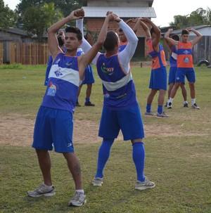 Josy, meia Atlético-AC (Foto: Duaine Rodrigues)