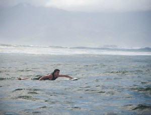 surfe Greg Long arquivo (Foto: Billabong)