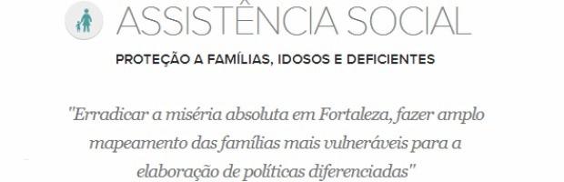 Assistência Social (Foto: G1)