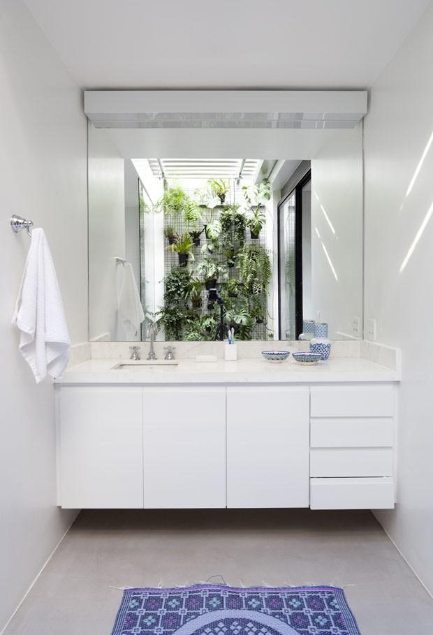 Banheiros pequenos: 10 ideias inteligentes e charmosas (Foto: Divulgação)