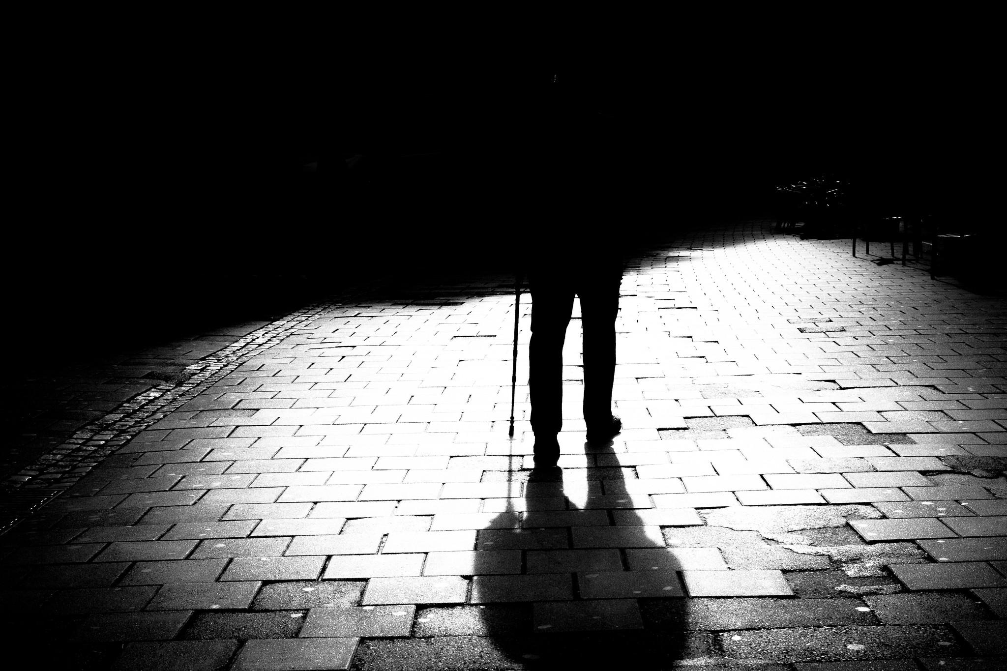 solidão (Foto: Flickr/R. Halfpaap)