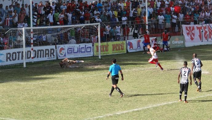 Penedense x ASA (Foto: Leonardo Freire GloboEsporte.com)