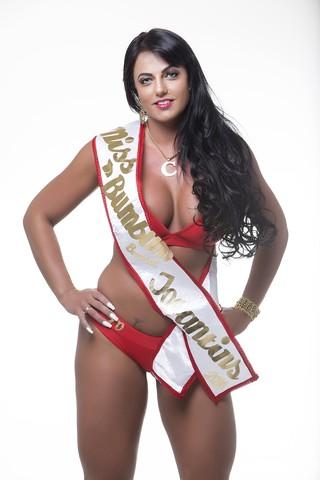 Lívia Santos, a nova representante de Tocantins no Miss Bumbum Brasil (Foto: Divulgação MBB4)