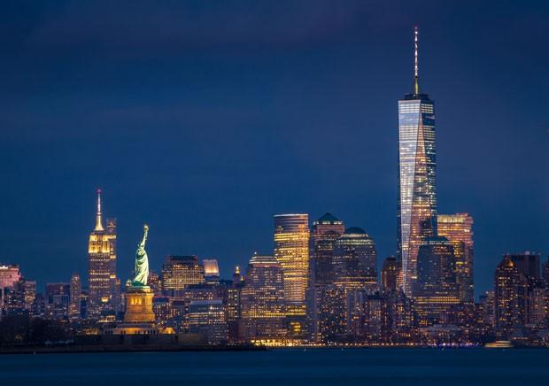 New York City, Urban Skyline, New York State, Cityscape, Manhattan - New York City, Panoramic, Brooklyn - New York, (Foto: Getty Images/iStockphoto)