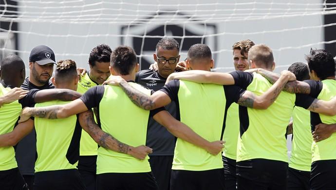 Ednilson Sena, Botafogo (Foto: Vitor Silva/SSPress/Botafogo)