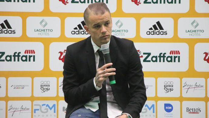 D'Alessandro Lance de Craque  (Foto: Eduardo Moura/GloboEsporte.com)